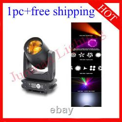 100W Led Beam Moving Head DJ Stage Spot Effect Disco Light 1pc Free Shipping