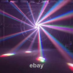 1220W RGBW 4 in 1 Led Moving Head Stage Lighting Beam DJ Party Light 16Bit Scan