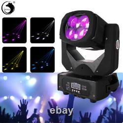 150W Beam Moving Head Stage Effect Lighting 4 LEDs 17CH DMX512 DJ Show Party UK