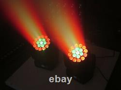 1915W RGBW 4 in 1 Led Beam Wash Zoom Moving Head Stage Light 4pcs Free Shipping