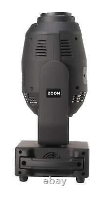 250W Beam Spot Wash 3 in 1 Led Moving Head DJ Stage Light 1pc Free Shipping
