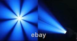 250W Beam Spot Wash 3 in 1 Led Moving Head DJ Stage Light 4pcs Free Shipping