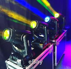 280w 10R 3in1 Beam Spot Wash Moving Head Similar ROBE Pointe Stage Theatre DJ