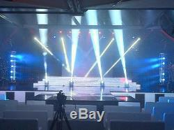 2pcs 200W 5R Sharpy Beam Moving Head Stage Light With Flight Case Free Shipping