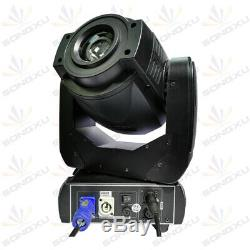 2pcs/lot 90W Gobo LED Lyre Moving Head Light for Stage Disco Party Light/SX-MH90