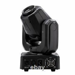 2x 60W Spot GOBO LED RGBW Stage Lighting Moving Head DMX512 Disco DJ Party Light