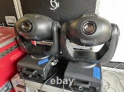 2x High End Systems Studio Spot 250 Club Stage DJ DMX Gobo Moving Head Effect Fx