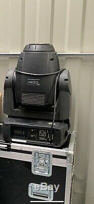 3 Martin Professional Mac 575 Krypton Moving Head Stage Lights