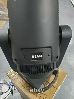 300W LED Moving Head Beam Light with Halo Effect DJ Stage X Lighting Free Shipping