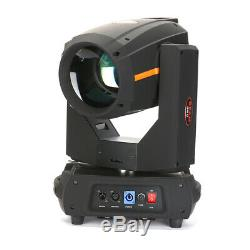 350W 17R Sharpy Beam Moving Head Light Stage Lighting DMX-512 Mode 3-Phase Motor