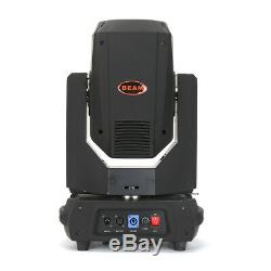350W 17R Sharpy Beam Moving Head Light Stage Strong Beam Light 3-phase Motor