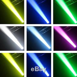 3Prism 15 Channels Beam LED Pattern Gobo Zoom Moving Head Light Stage Effect DMX