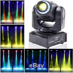 4 Color Outdoor Party Stage Lighting Moving Head Light LED Spot Magical Circle