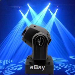 4PCS 50W RGBW LED Stage Light Moving Head Light Disco DJ Party Christma Lighting