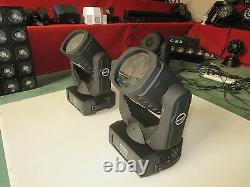 4pcs 430W Supper Led Beam Moving Head DJ Stage Light Flight Case Free Shipping