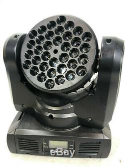 ADJ Inno Color Beam LED 108W RGBW Moving Head Stage Light