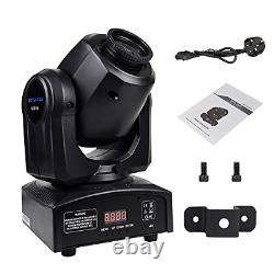 BETOPPER Stage Light LED Moving Head Stage Beam Light Professional 7 Gobo 10W dj