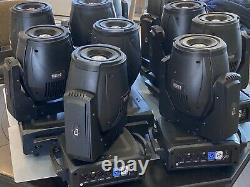 BLIZZARD Lighting GMAX 150 Rotating Moving Head Lights LED Stage DJ Exc Cond