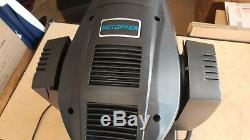 Betopper Stage Moving Head Light Auto/Sound Activated/Master-slave/DMX512 LB200