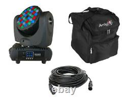 Blizzard Lighting Blade Rgbw Moving Head LED Rgbw Stage Beam Light Bag & Cable