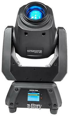 Chauvet Intimidator Spot 260 IRC Moving Head Chuch Stage Beam Light Fixture