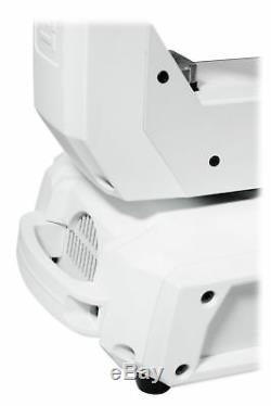 Chauvet Intimidator Spot 360 IRC Moving Head Chuch Stage Light Fixture- White
