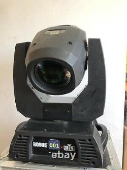 Chauvet Professional Rogue R1 Beam Moving Head/Light Theatre/Stage Lighting (3)