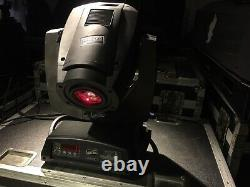 Clay Paky Alpha Spot HPE 300 Club Stage DJ DMX Moving Head Light Effect Fixture
