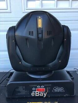 High End Systems Studio Color 250 Club Stage DJ DMX Zoom Wash Effect Moving Head