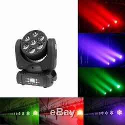 Hotsell 712W LED sport moving head wash light RGBW 4in1 dj stage lighting