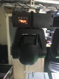 Martin Mac 250 Dmx Stage light Party Disco, With Omega Clamps