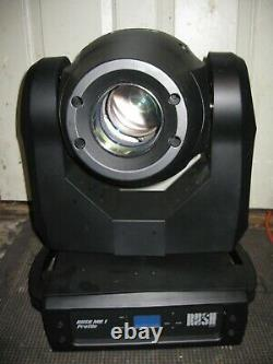 Martin RUSH MH1 Profile 180W LED Gobos Color Wheels Lighting Moving Head Stage $
