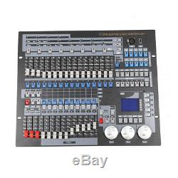 Moving Head Light 1024 CH DMX 512 Controller Dimmer Lighting Console Stage RGB