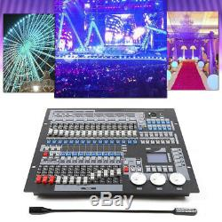 Moving Head Light 1024 CH DMX512 Controller Console Wireless Stage Light Control