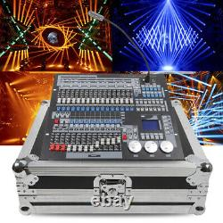 Moving Head Light 1024CH DMX 512 Controller Dimmer Lighting Console Stage RGB DJ