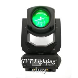 Newest 200W LED BEAM Moving head light beam/gobo 2in 1 stage lighting DJ DISCO h