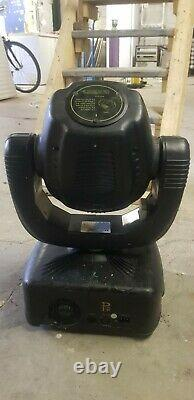 Pure Reliability Lights PR-2585 and PR-250 DJ lighting moving heads stage used
