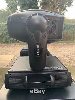 Stairville MH575 moving heads fixtures lights perfect for DJ band pro stage