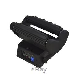 TOP Laser Spider Moving Head Light RGB 3 in 1 Beam DMX Stage Disco DJ Lighting