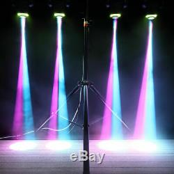 U`King 2PCS 70W Stage Lighting RGB LED DMX512 Moving Head DJ Disco Party Light