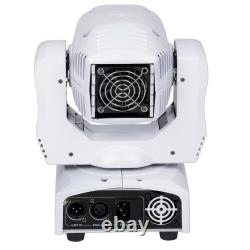 UK 80W Moving Head Stage Light RGBW Gobo Pattern LED DMX Disco Party Light NEW