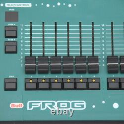 Zero 88 bull Frog stage theatre lighting desk dmx ideal for moving heads